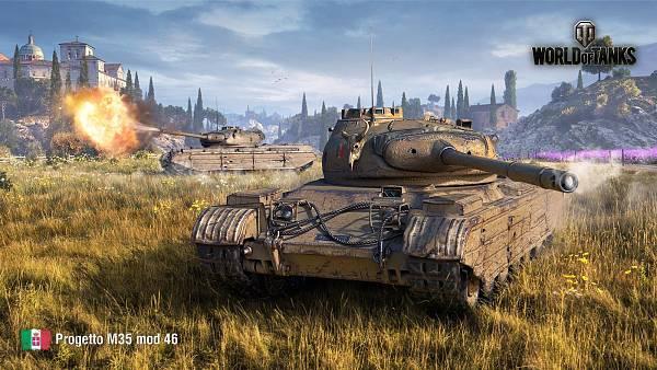 [WoT] Ceny tanků v italském stromě