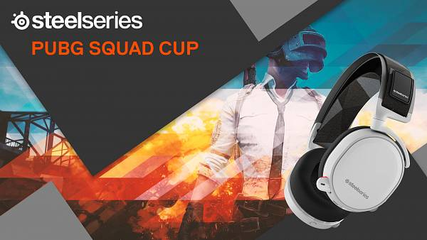SteelSeries PUBG Squad Cup