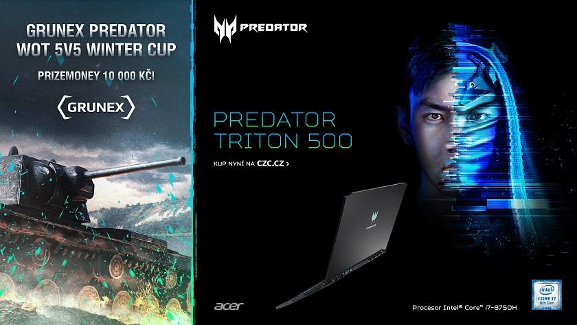 vysledky-predator-grunex-wot-5v5-winter-cupu