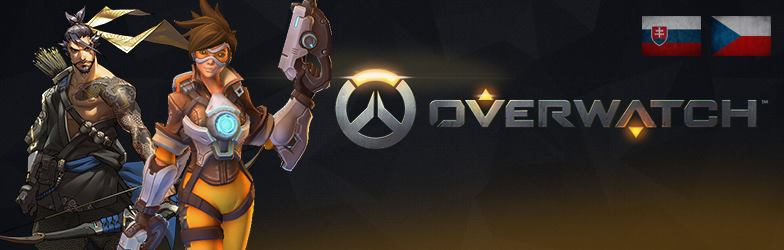 Overwatch CZ/SK official Facebook