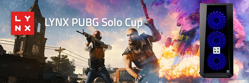 LYNX PUBG SOLO Cup | Kvalifikace #2