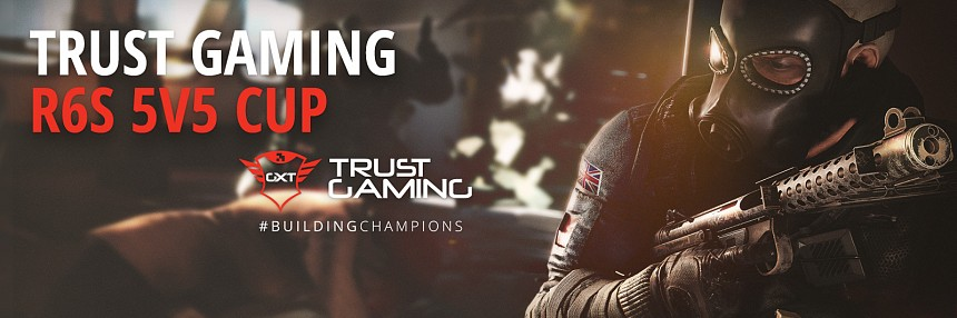 Trust Gaming | Rainbow Six Siege 5v5 Cup | Kvalifikace #1