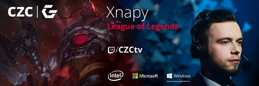 CZC.cz | League of Legends 5v5 Nightcup #12