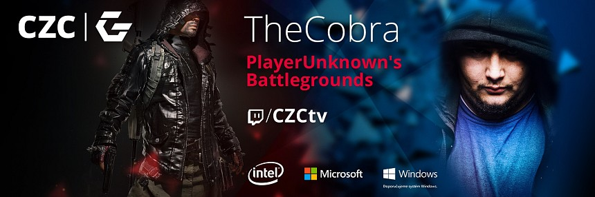 CZC.cz PlayerUnknown's Battlegrounds Scrimy #5 - 26.11.