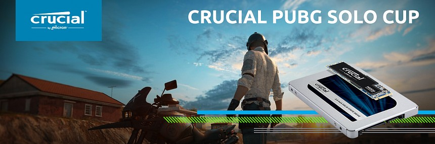 Crucial PUBG Solo Cup | Finále