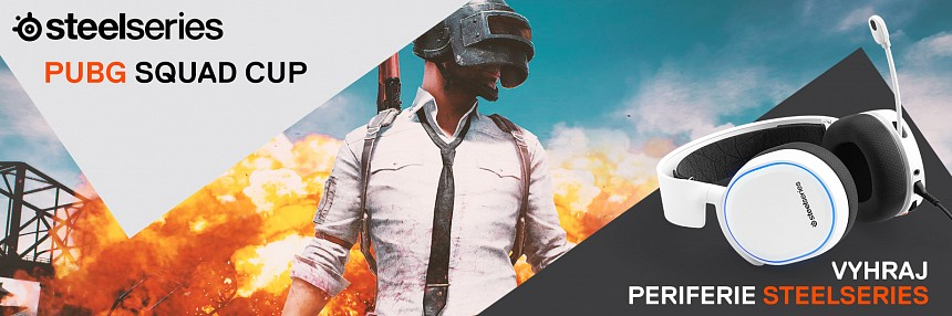 SteelSeries | PUBG Squad Cup #5 | Grand Finále