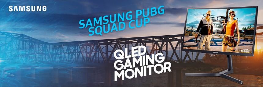 Samsung | PUBG Squad Cup | Kvalifikace