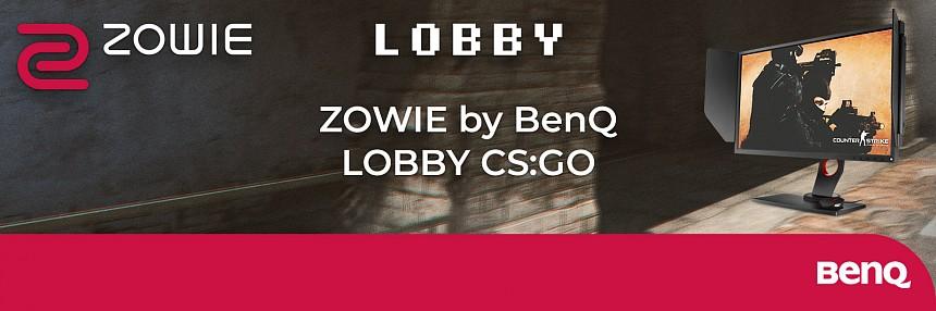 ZOWIE by BenQ LOBBY CS:GO 5v5 turnaj / Grand Finále