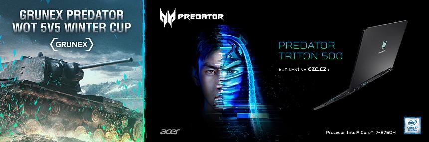 Predator Grunex WoT 5v5 Winter Cup | Grand Finále