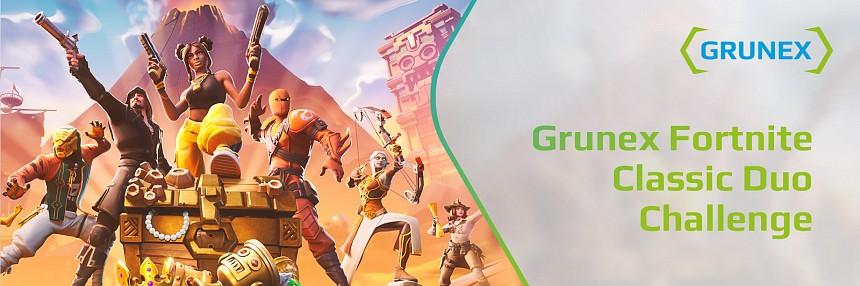 Grunex Fortnite Classic Duo Challenge