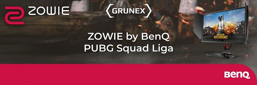 ZOWIE by BenQ PUBG Squad liga | Lobby ALFA, BETA Kvalifikace #4