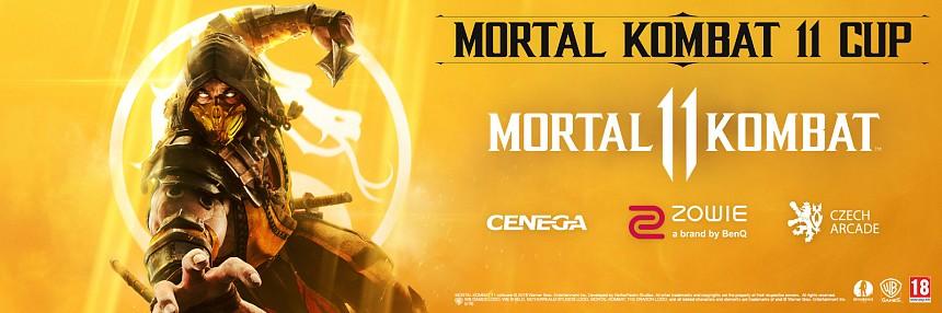 Mortal Kombat 11 Cup | Online Kvalifikace #2