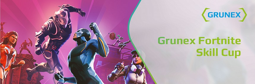 Grunex Fortnite Battle Royal Skill Cup #5
