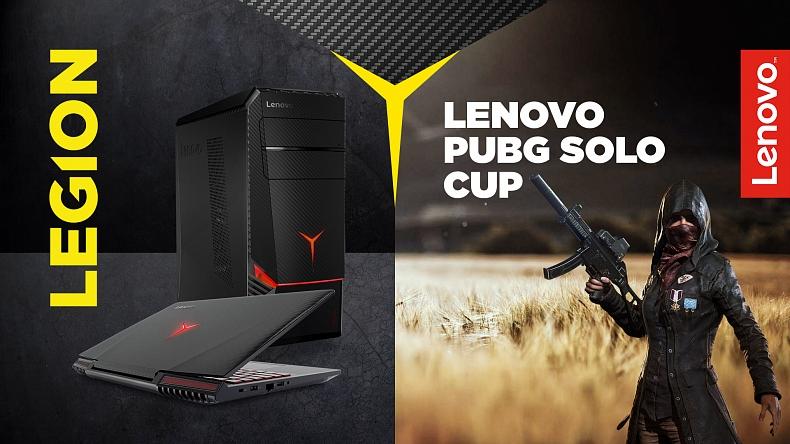 Lenovo | PUBG Solo Cup - 10  3  2018 | Finále | Grunex com