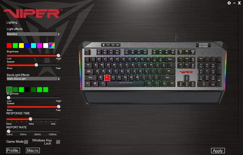 Viper 765 Patriot