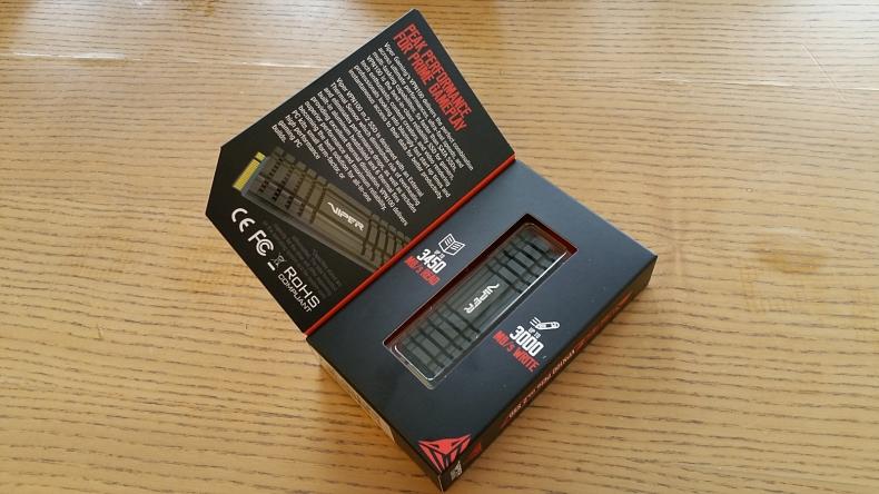 Viper SSD