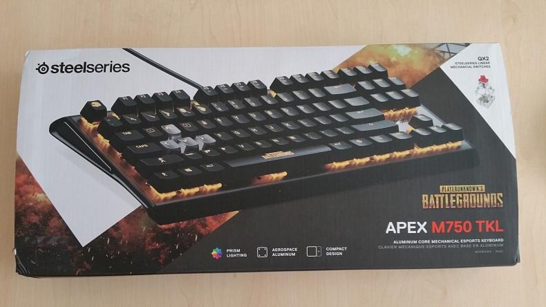 Apex M750 PUBG
