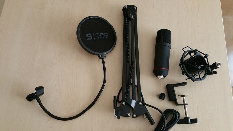 SM900 mikrofon